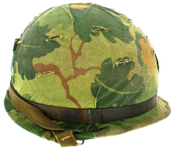 Top 5 Tips For Buying A Vietnam War M-1 Helmet -- WARSTUFF