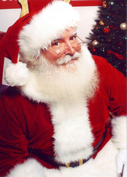 Santa Claus image: Jonathan G Meath