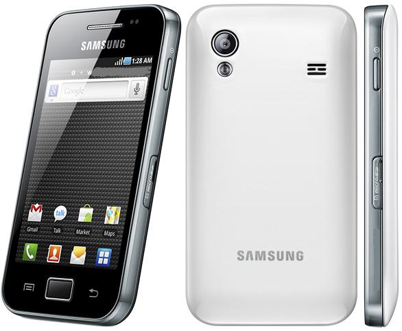 Samsung Galaxy Ace S5830 Pay Monthly Deals Just for You Guys!