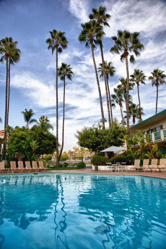 HMG Hotels property in San Diego