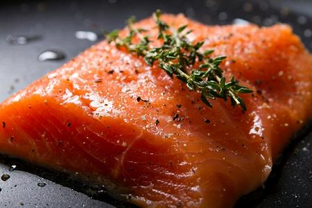 Icelandic Arctic Char Filet.