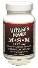 MSM by Vitamin Power