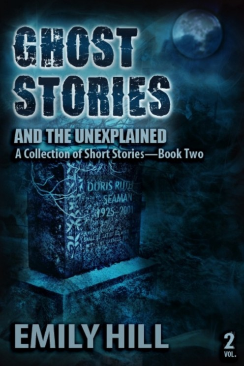 Seattle Ghost Stories featured in 'GHOST Stories: Book Two' on Kindle