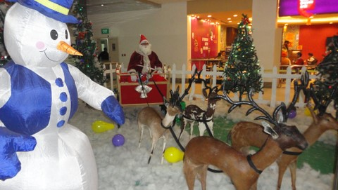 Christmas at AlphaOne