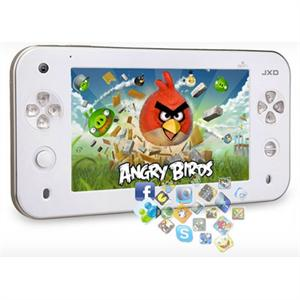 """JXD S7100 7"""" Gaming Tablet Challenges iPad, PSP"""