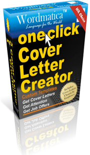 One Click Cover Letters