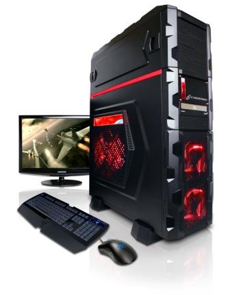 CyberPowerPC Black Mamba
