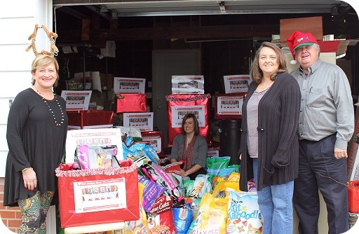 2011 Hungry Bowl Pet Food Drive in Stokes County N