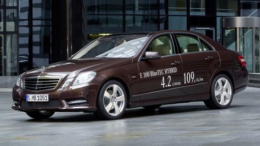 e-class-hybrids