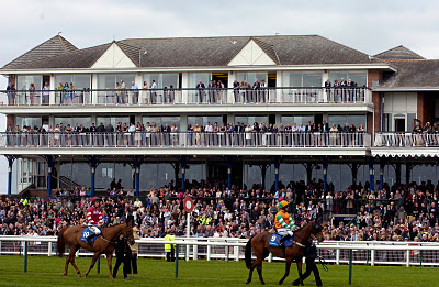 Ayr Racecourse makes it eight awards in a row
