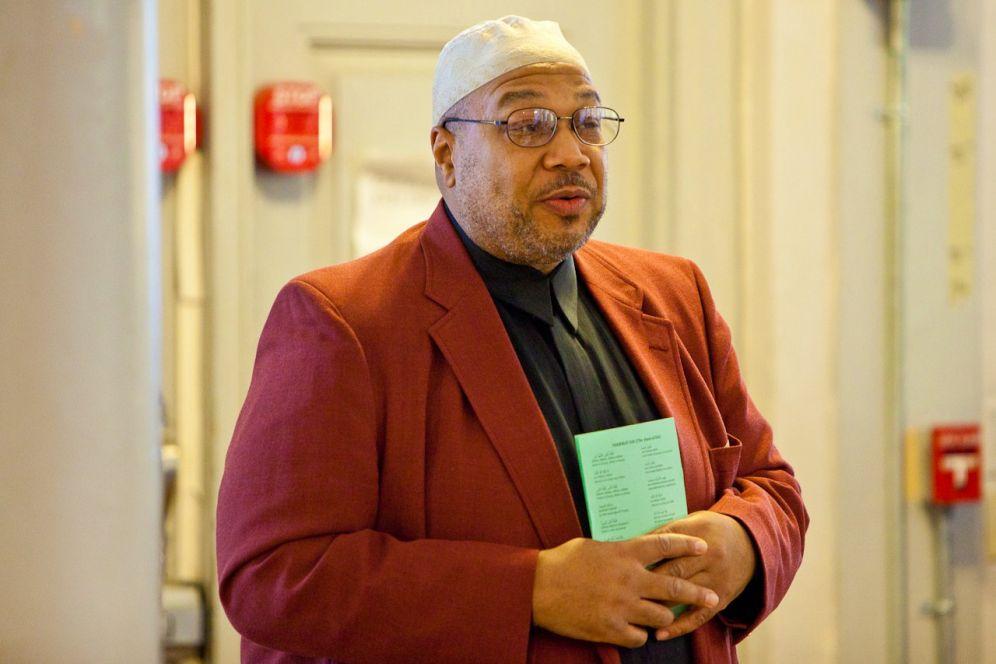 Imam Daayiee Abdulla (photo: Glenn Koetzner)