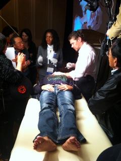 2011 Las Vegas Dermaroller ® A4M Show