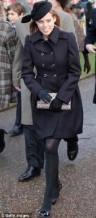 Princess Beatrice wearing Ilda Di Vico couture hat