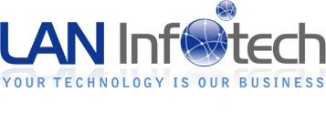 LAN Infotech - logo