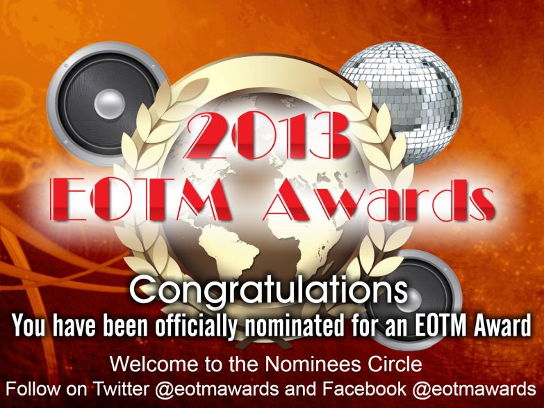 2013 EOTM Awards Official Nominees.
