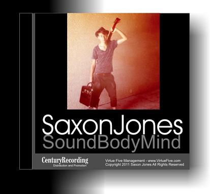 Saxon Jones