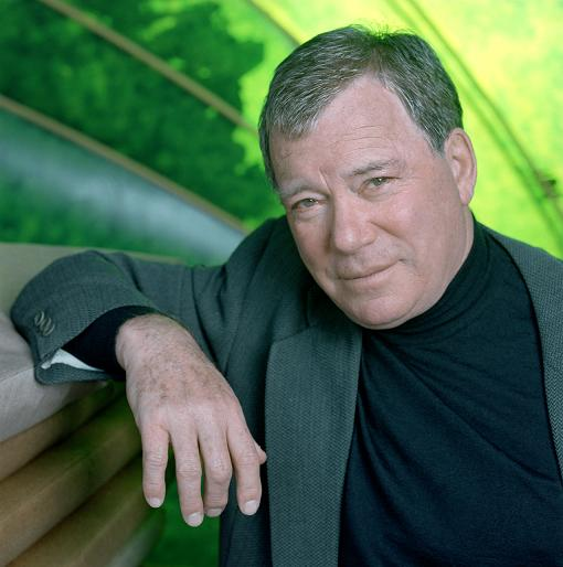 William Shatner (credit: WilliamShatner.com)