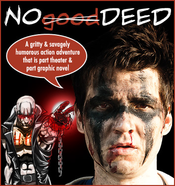 No Good Deed_art