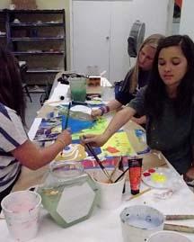 Students Creating Atlantis