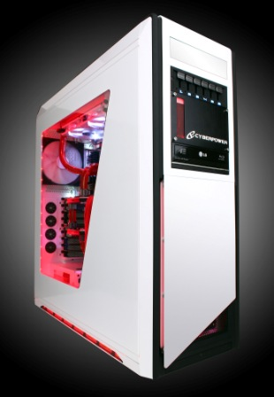 CyberpowerPC with XZXT Switch 810 Case