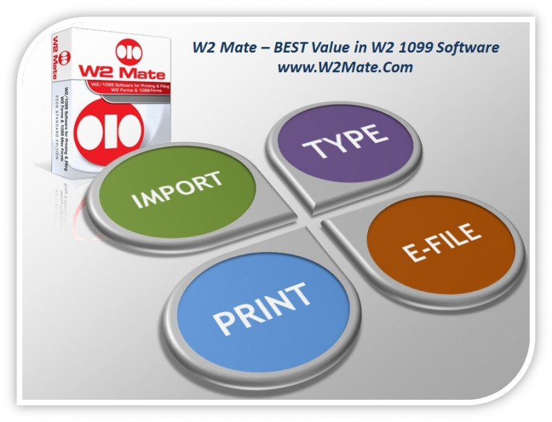 1099-Software-Import-Print-EFile