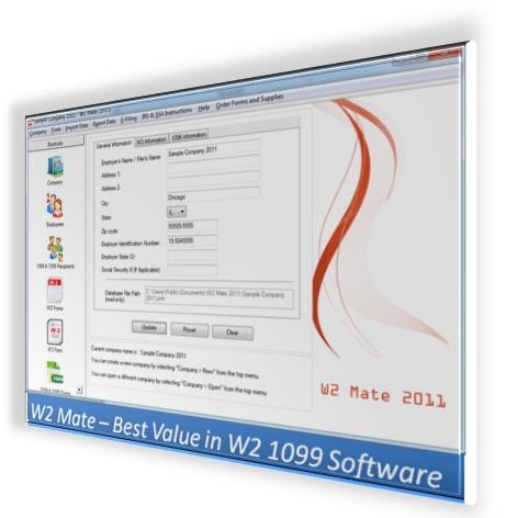 W2-1099-Software