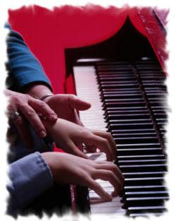 Piano teacher requirements texas