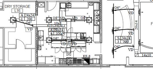hvac drafting services  low cost 3d autocad hvac drawings