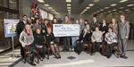 Standard Bank collects $5000+ for Park Lawn
