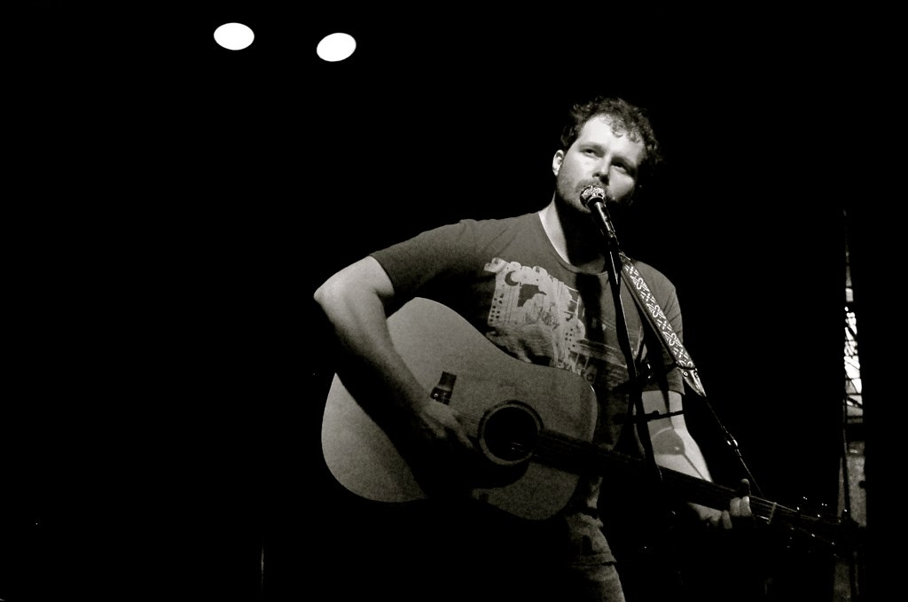 Internationally Touring Songwriter Dan Coyle