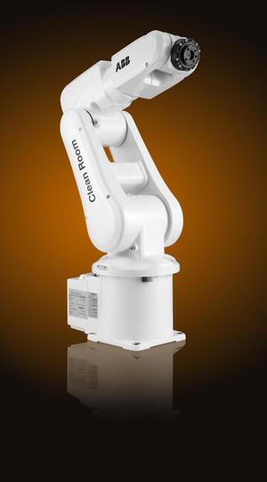 IRB 120 clean room robot