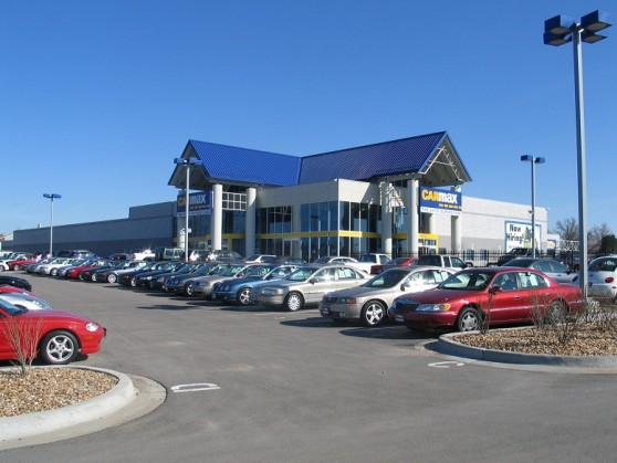 CarMax in Merriam, Kansas.
