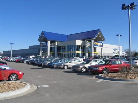 CarMax in Merriam, Kansas.