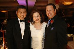 Gene Honda, Bonnie Greene & Keith Jone