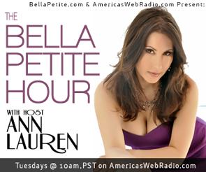 BellaPetite_Radio sidebar_ Ann Lauren