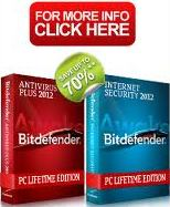 Bitdefender 2012 Security Software Lifetime Edition 70% off -- Buysoftinfo.com | PRLog