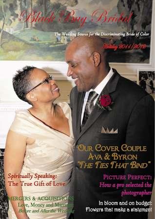 Black Bag Bridal Holiday 2011 Issue