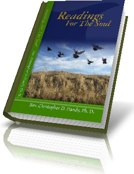eCover for Readings-For-The-Soul by Dr. Christophe