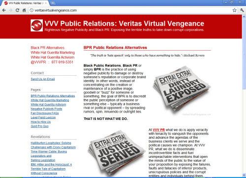 VVV Public Relations & Guerrilla Marketing