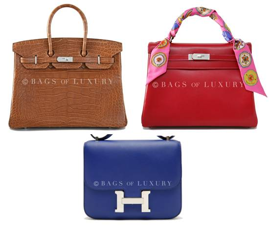 Part of the new collection at Bags of Luxury