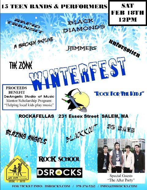 DSRocks Winterfest