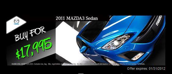 MAZDA3 AT MAZDA OF COOL SPRINGS