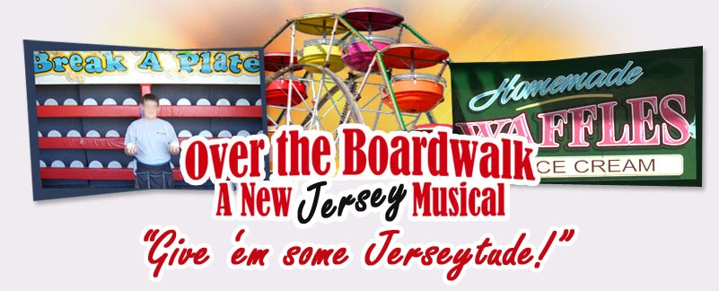 "Auditions for ""Over the Boardwalk"" held Feb. 3th."