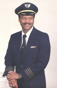 Captain James Simons, United Airlines Chief Pilot