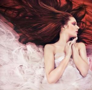 Aveda Full Spectrum Hair Colour cares for hair