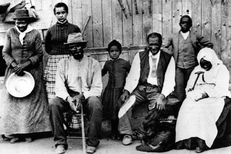 Heroine Harriet Tubman