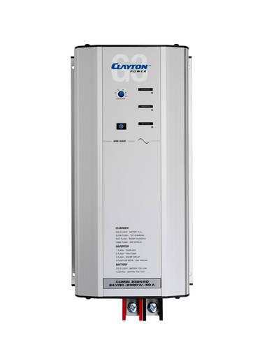 Inverter/Charger, G3 2012-100, 12V/230V/2000W/100A