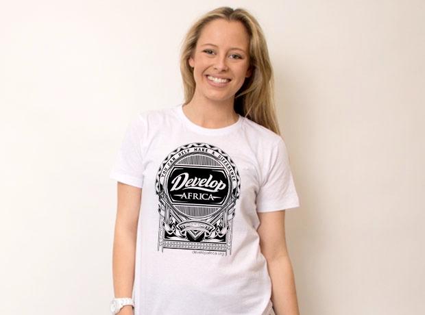 develop-africa-t-shirt