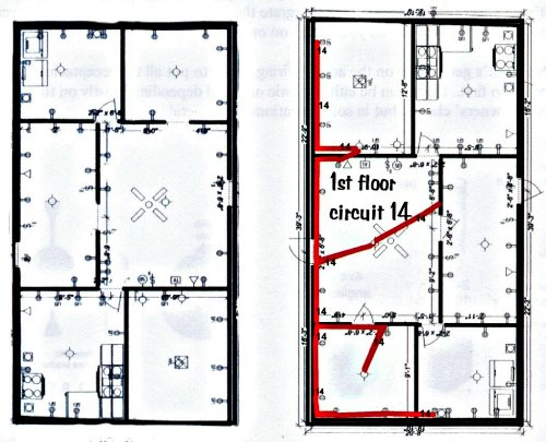 building electrical wiring diagrams building electrical cad rh prlog org small home wiring diagram Basic Light Wiring Diagrams