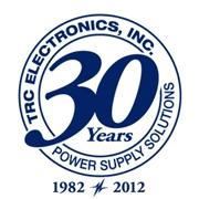 The TRC 30 Year Logo